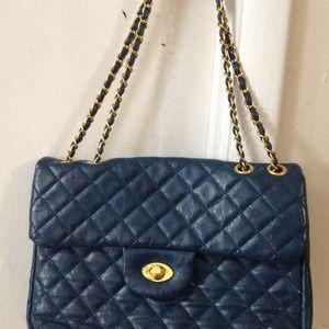 Handbags - 😍💐Blue Bag 🌹💐