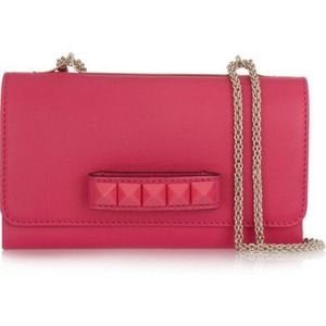 Authentic Valentino bag Va Va Voom clutch bag