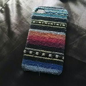 Rasta Yarn Iphone 4/4s Case