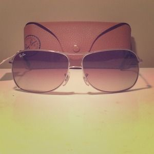 Authentic Ray Ban Sunglasses!