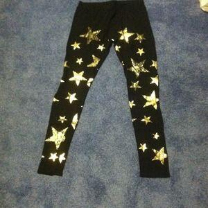 Pants - Star leggings