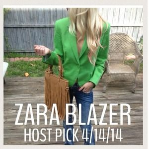 HOST PICKZara Blazer