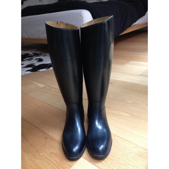Aigle Shoes Riding Boots Rain Boots Coupe Saumur Poshmark