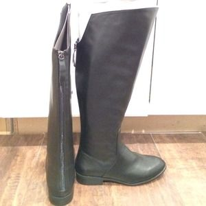 Zara Black Boots! BNWT! Size 6! PRICE DROP!!