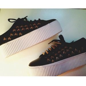 Jeffrey Campbell Shoes - Jeffrey Campbell Platform Sneakers