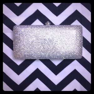 royale chic Clutches & Wallets - Royale Chic Swarovski Crystal Clutch