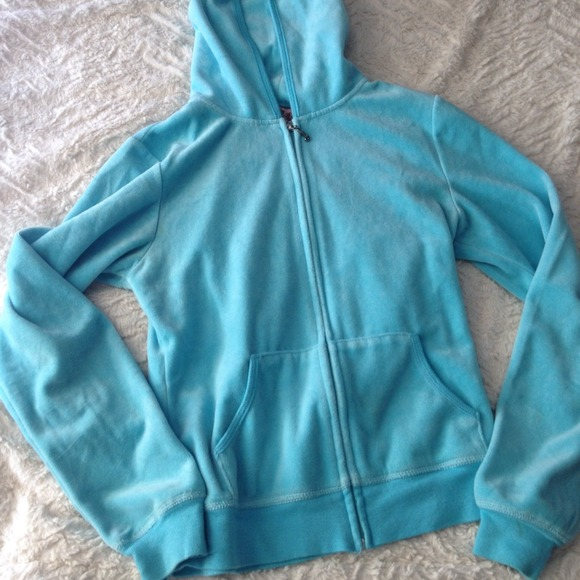 Juicy Couture Jackets u0026 Coats - Light blue juicy couture track suit & Juicy Couture - Light blue juicy couture track suit from Breanau0027s ... azcodes.com