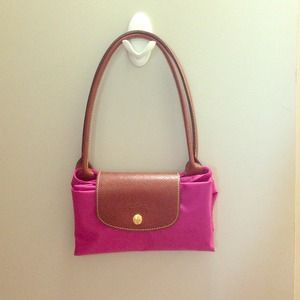 Authentic small Longchamp tote