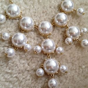 Baublebar pearl bubble necklace