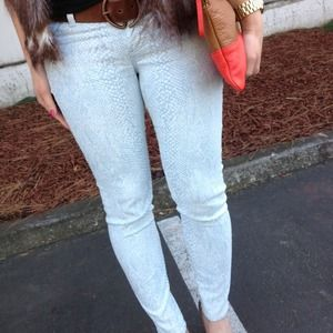 AG Legging Ankle Skinnies