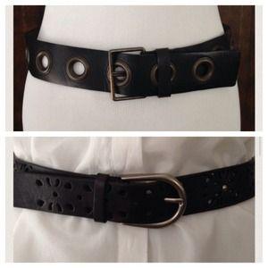 Various Other - **Bundle 5 Items** Jeans, 2 Dresses, 2 Belts