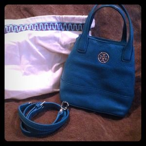 Authentic Tory Burch leather bag