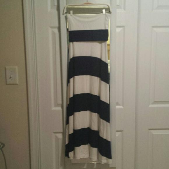 4 in 1 maxi dress gap size