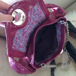 Marc by Marc Jacobs Bags - ❌BUNDLED❌ Raspberry Patent Marc by Marc Jacobs Bag 3