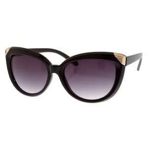 Natalie shades (black/gold)