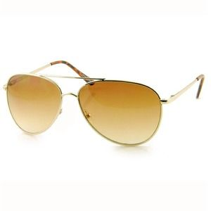Lara shades (light gold/amber)