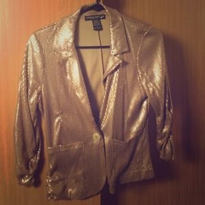 Buckle Jackets & Blazers - Sequin Blazer