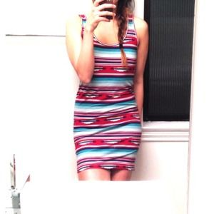 Urban Outfitters Dresses & Skirts - Urban Outfitters tribal mini dress! Brand new