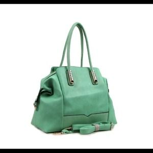 Gorgeous Green Handbag