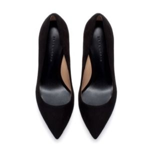 ZARA Platform Court Shoe