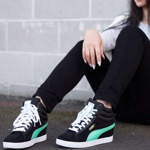 Puma Shoes - Puma Classic Wedge Sneaker