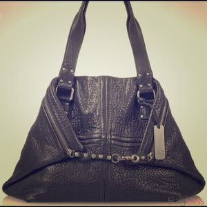 Botkier Black Satchel