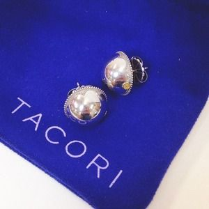 Tacori Jewelry - Silver Tacori City Lights Stud Earrings