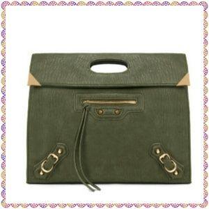 Justfab Clutch/Cross-body Bag