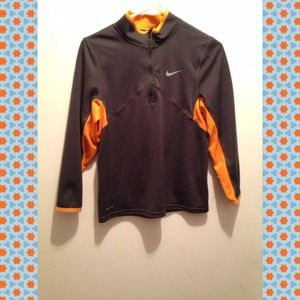 Women's Nike dri-fit running jacket