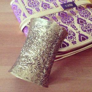 Boho Statement Gold Cuff