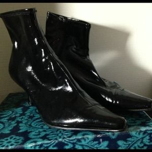 739ffc3fee0 Impo Shoes - Price drop ⬇ Black Patent Ankle Boots