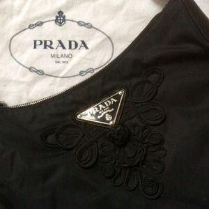 knock off pradas - Prada - ?SOLD?Prada Cervo Lux Chain Hobo from L\u0026#39;s closet on Poshmark