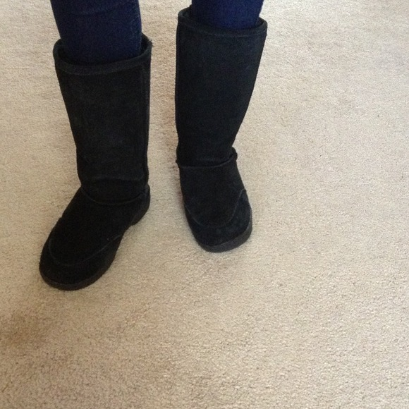Bearpaw Boots With Outdoor Sole | Poshmark