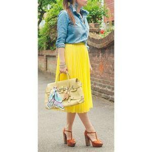!!! Yellow Skirt!!!