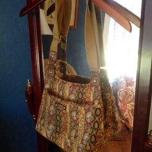 Relic Handbags - Relic canvas purse
