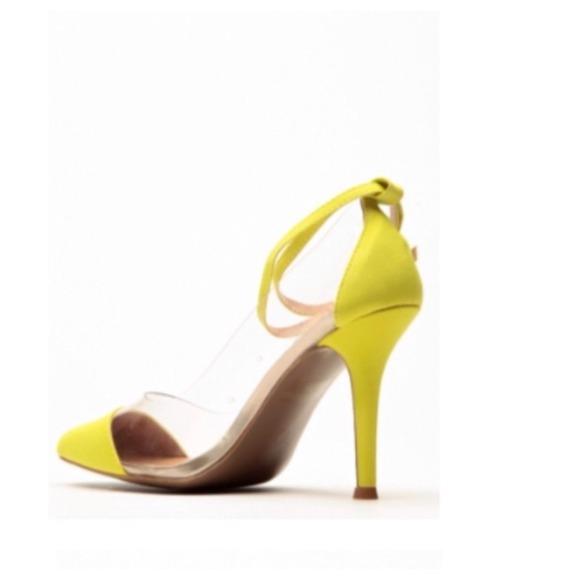 Yellow Heels For Sale | Tsaa Heel