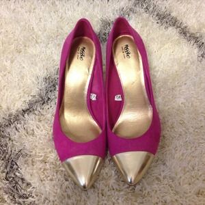 Perfect Mossimo ORCHID heels! ✨