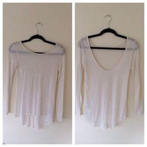 Zara t shirt collection size small