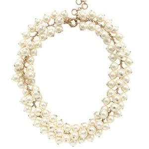 🎈LAST CHANCE🎈J.crew pearl cluster necklace