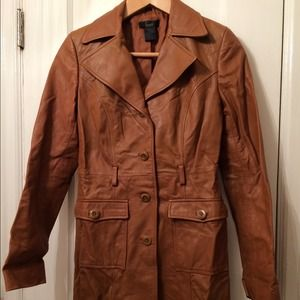 Frenchi Genuine Leather Jacket