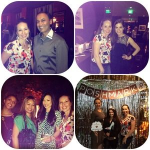 Poshmark Other - What a memorable night @The LA Live PM Party