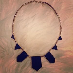 Eye Candy Los Angeles Geometric necklace
