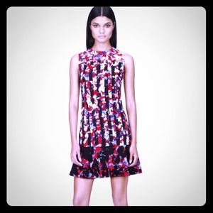 Peter Pilotto for Target Striped Floral Dress