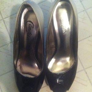 Super cute Candies ombre heels