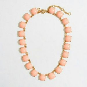 Jewelry - J.Crew Circle Stones Necklace