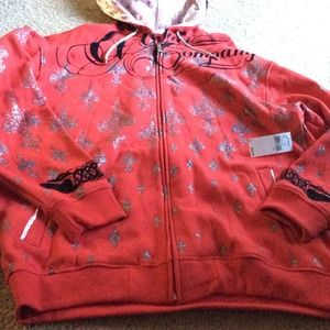 Red G unit hoodieNWT for sale