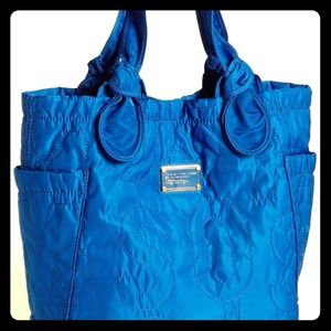 Marc by Marc Jacobs Medium Tate Tote Bag ~ Bluette