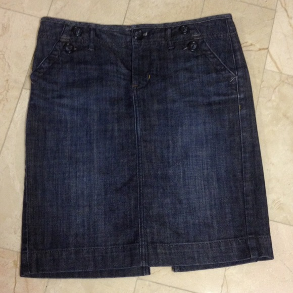 95 gap dresses skirts gap denim skirt size 2 from