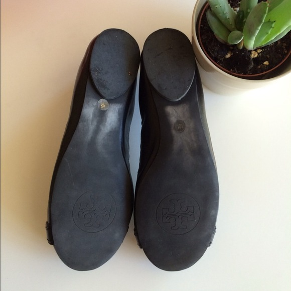Tory Burch Shoes - Tory Burch Ambrose Flats in Black 3