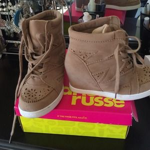 Charlotte Russe Shoes - Wedge sneakers